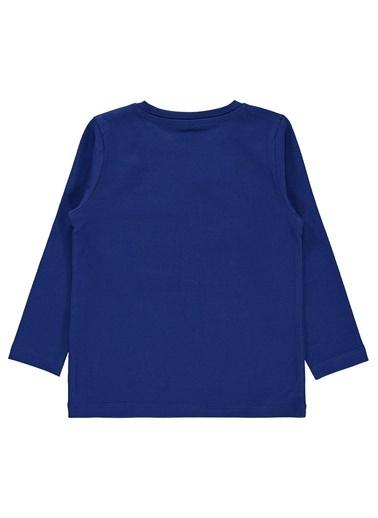 Cvl Cvl Erkek Çocuk Sweatshirt 2-5 Yaş Saks Mavisi Cvl Erkek Çocuk Sweatshirt 2-5 Yaş Saks Mavisi Renkli